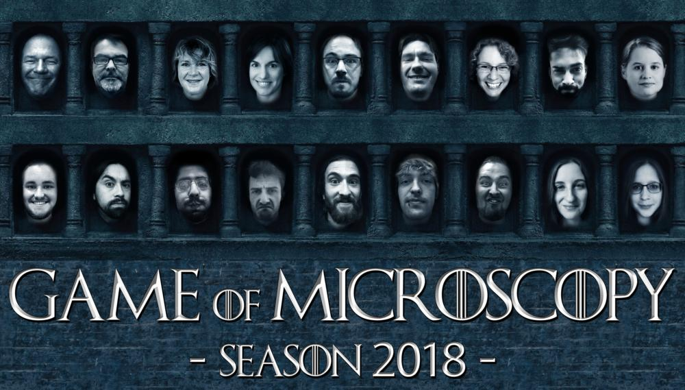 Game of Microscopy 2018